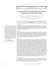 030227 A Survey of Liver Transplantation from Living ... - firma-web