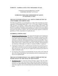 Exhibit II-4. Guidelines on Sale of All or Substantially All Assets