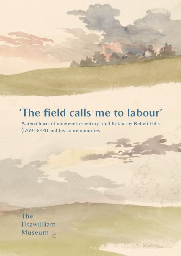 'The field calls me to labour' - The Fitzwilliam Museum