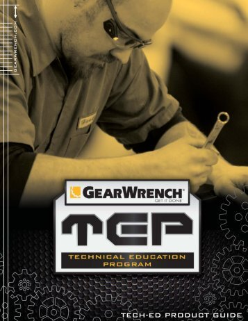 TEP catalog (Gearwrench).indd