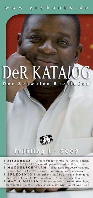 030-313 99 36, e-mail: prinz-eisenherz@t-online.de