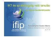 IKT és az életfogytig való tanulás
