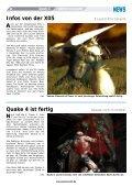 Unleashed - Ausgabe 16 - Gameswelt - Page 4