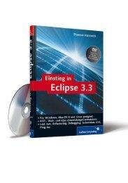 Arbeiten mit Eclipse - Galileo Computing