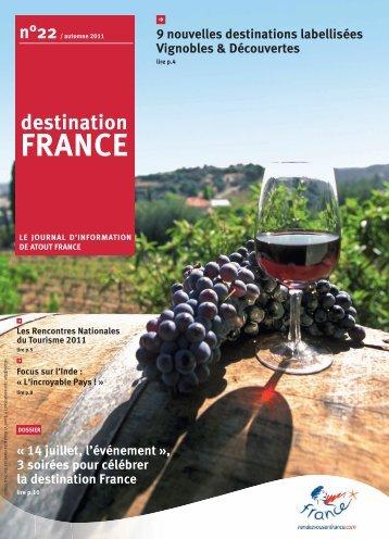 destination France - Maison de la France