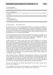 Vlaams Parlement - Vragen en Antwoorden - Nr.2 - GO! onderwijs ...