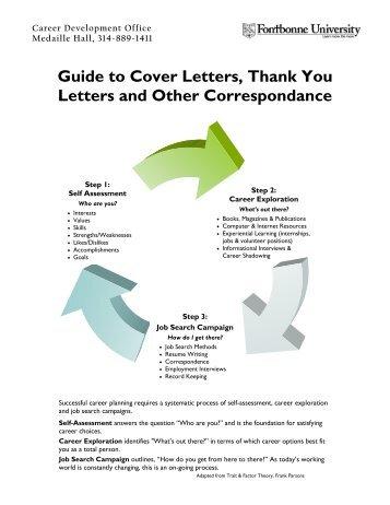 gratitude letter guidleines
