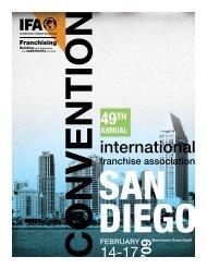 convention - International Franchise Association