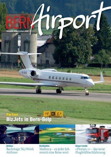 Ausgabe 4/2012 - Bern-Belp
