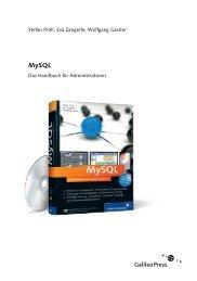 MySQL (PDF) - Galileo Computing