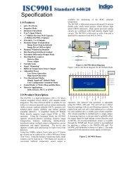Specification - FLIR Systems