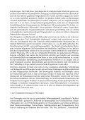 Philosophie im Rahmen der curricularen Struktur ... - Friedrich Kümmel - Page 6