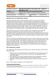 UNC348 decision letter - Joint Office of Gas Transporters