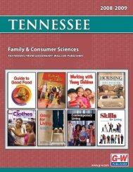 Family & Consumer Sciences 2008-2009 - Goodheart-Willcox