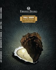 Fall 2009 - Firefly Books