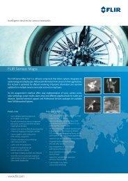 FLIR Sensor Maps - Flir Systems