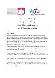 Engagementsverklaring - GO! onderwijs van de Vlaamse ...
