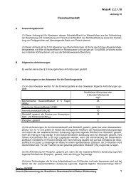 2.2.1.10 - Gewerbeaufsicht - Baden-Württemberg