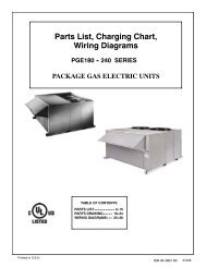 PGE 180-240 - Fox Appliance Parts of Macon, Inc.