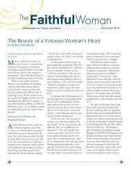 TheFaithful Woman - Flocknote