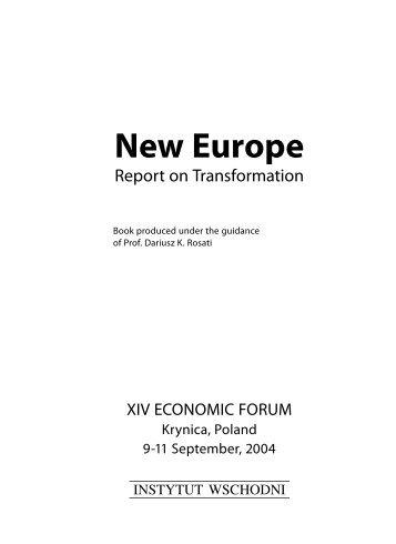 New Europe - Economic Forum