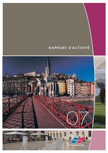 RAPPORT D'ACTIVITÉ - Francia
