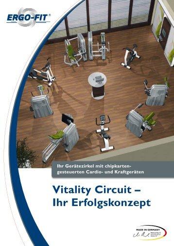 Vitality Circuit – Ihr Erfolgskonzept - formedo