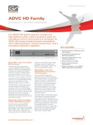 ADVC HD Family – High-Quality HD Video Conversion