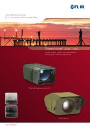 ThermoVision™ 2000 / 3000 - Flir Systems