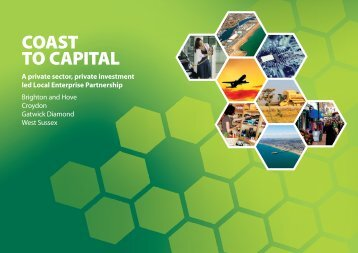 coast to capital - Brighton & Hove Business Forum Ltd