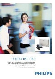 SOPHO IPC 100