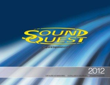 Contents - Sound Quest Electronics