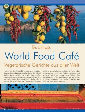 Rezepte Magazin greenpeace magazin 208 rezepte gegen den hunger