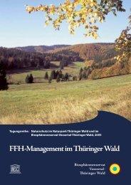 FFH-Management im Thüringer Wald - Biosphärenreservat ...