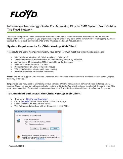 Citrix XenApp (SSL Error 61) Resolution Guide