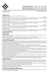 GADOPRIL Prosp. 07/05.qxd - Gador SA