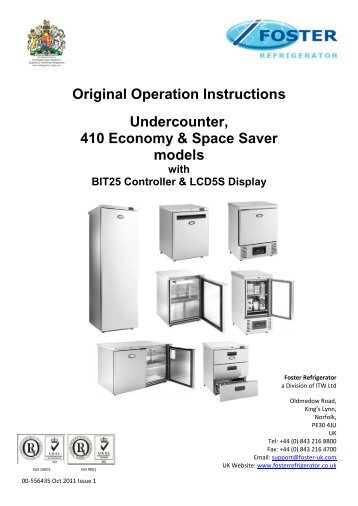 Operating Instructions - Bit 25