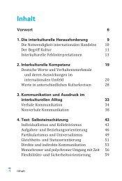 Inhalt - Buecher.de