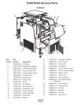 CU0515GA Service Parts - Scotsman Ice Systems - Page 2
