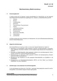 Anhang 40 - Gewerbeaufsicht - Baden-Württemberg
