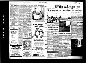 Mar 1981 - On-Line Newspaper Archives of Ocean City