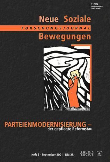 Die deutsche Hospizbewegung - Forschungsjournal Soziale ...