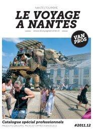 Voyage à Nantes - Maison de la France