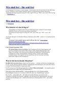 Geschichtswerkstatt 01 – Debellatio - Freiheit ist selbst bestimmtes ... - Page 2