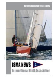 ISMA NEWS - Association Suisse 6mJI