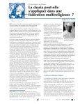 La charia, un poids pour le fédéralisme nigérian - Forum of ... - Page 4