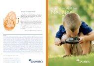 Polyflux® Produktfamilie_Broschüre - Gambro