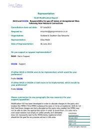 Representation - Scotia Gas Networks 0410 0410A