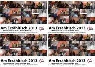 Am Erzähltisch 2013 Am Erzähltisch 2013 Am ... - Frankenradar