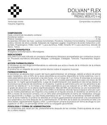 DOLVAN FLEX prosp. 1/05 - Gador SA